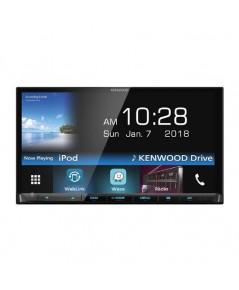 kenwood dmx7018bt เอาไปใช้กันให้คุ้มๆ ทั้งชุด 10,200บาท ใช้งาน youtube waze ได้ มีusb 2ช่อง