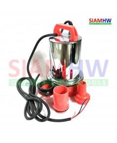 SIAMHW Solar pump ปั๊มจุ่ม ปั๊มแช่ ไดรโว่ DC24V 360W 100L/Min Head15M (2นิ้วและ1นิ้ว)