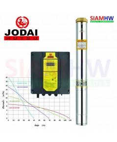 JODAI 4LSC7/120-192/1500 ปั๊มน้ำบาดาล AC/DC Hybrid (ไฟผสม) 192V 1500W น้ำ 7Q ออก1.5นิ้ว H.Max120
