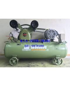 ปั๊มลม สวอน พร้อมมอเตอร์ รุ่น SVP-205/380V-155L