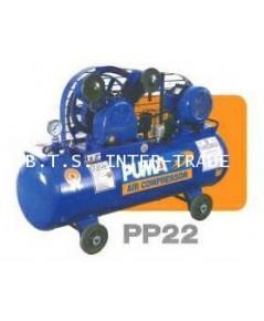 ปั้มลม PUMA พร้อมมอเตอร์ 2 แรง รุ่น PP-22
