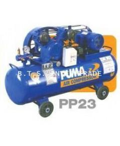 ปั้มลม PUMA พร้อมมอเตอร์ 3 แรง รุ่น PP-23P/380V