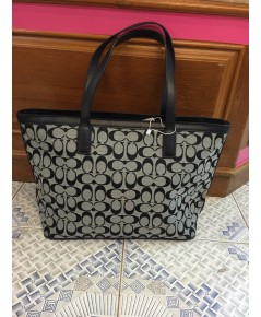 COACH SHOULDER TOTE BAG