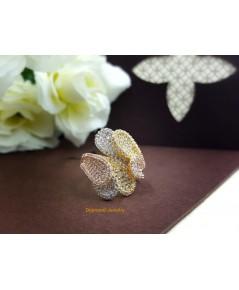 แหวน Diamond Ring งานเพชร CZ แท้