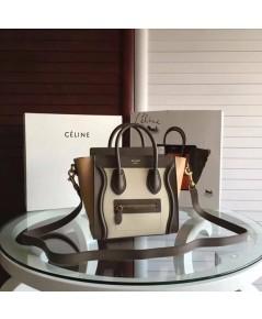 Celine Mini luggage boston tote bag 8 นิ้ว