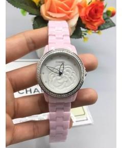 นาฬิกา Chanel J12 Ladies Watch Camélia