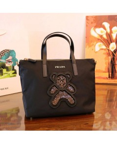 กระเป๋า Prada Nylon Tote 30 cm