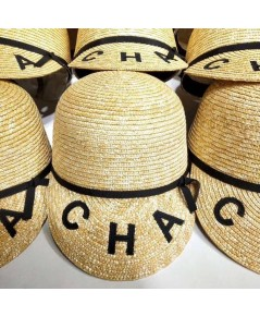 หมวก Chanel  Straw hats
