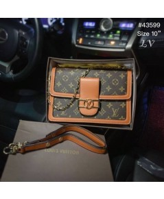 NEW LOUIS VUITTON DAUPHINE BAG วินเทจ