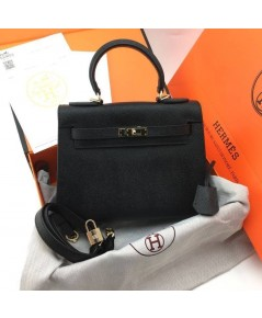 Hermes Kelly Handbag 25