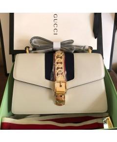 GG sylvie Leather  Bag
