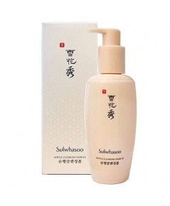 Sulwhasoo cleansing foam ขนาด 200ml