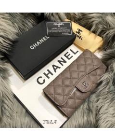 กระเป๋าเงิน Chanel wallet