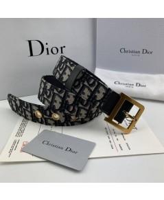 เข็มขัด Dior New Arrivals Diorquake Dior Oblique Belt