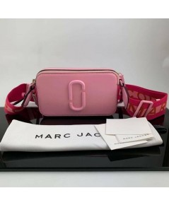 MARC JACOBS  Saffiano Snapshot Camera Bag