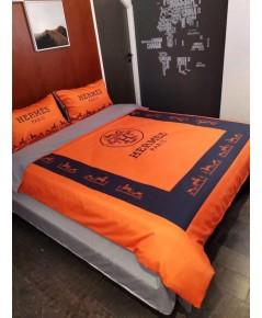 Set ผ้าปูที่นอนลาย  Hermes