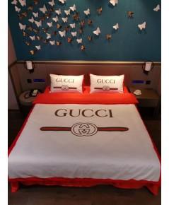 Set ผ้าปูที่นอนลาย GUCCI