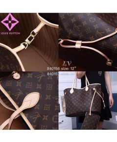 Louis Vuitton Neverfull  Bag สะพาย