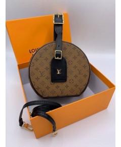 Louis Vuitton Petite Boite Chapeau Monogram Bag