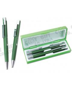 ชุดปากกา+ดินสอโลหะ NO.39C06