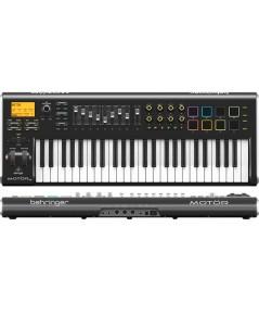 BEHRINGER  MOTOR49 USB/MIDI Master Keyboard