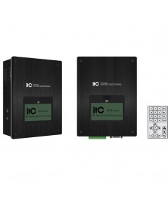 KTL T-6705A IP Network Adapter (Wall Mount Type with 2x10W Amplifier)