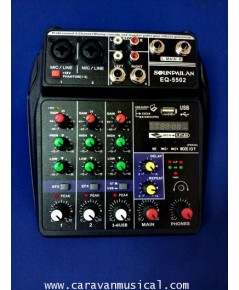 SoundMilan EQ5502