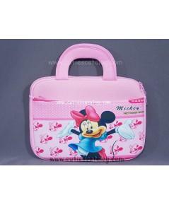 กระเป๋าใส่แท็บเล็ตเมินนี่ Minnie Tablet case กระเป๋าใส่ไอแพดมินนี่ Minnie ipad case แบบนิ่ม