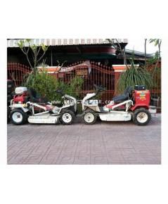 .ขาย รถตัดหญ้า นั่งขับ มือสองญี่ปุ่น สภาพสวยมาก โทร 0 8 1 9 3 4 2 4 9 5 ขาย รถตัดหญ้า นั่งขับ