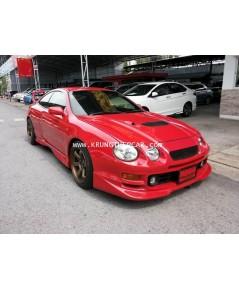 @ รถยนต์ TOYOTA CELICA ST205 ไฟกลม สีแดง เกียร์ธรรมดา สวยที่สุด  P6STT  QWWEPI