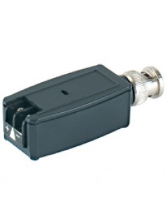 Video Transceiver BNC Male To Terminal Block