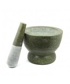 Color Kit ครกหินพร้อมสาก 7.5 นิ้ว 2 ชุด