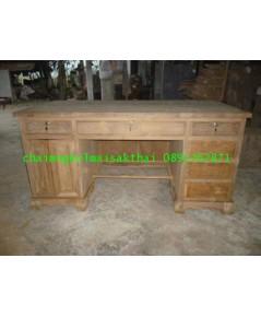 โต๊ะบัญชีไม้สัก3