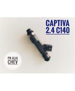 หัวฉีด captiva 2.4 /c140