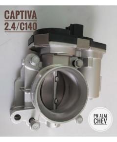 ปีกผีเสื้อลิ้นเร่ง captiva 2.4/c140