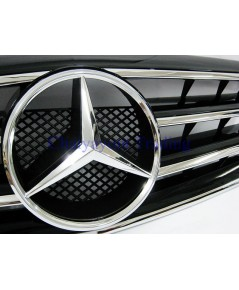 ประดับยนต์ชุดแต่ง กระจังหน้าชุดแต่ง AMG รถเบนซ์ Mercedes-Benz W210 E200 E230 E240 E280 E320 E50 E55