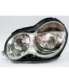 ประดับยนต์ชุดแต่งไฟหน้า LH Magic Clear Projector รถเบนซ์ Mercedes-Benz W203 C180 C200 C220 C240 C280