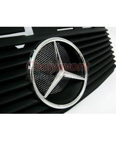 ประดับยนต์ชุดแต่งกระจังหน้าดาวกลาง Black Type AMG รถเบนซ์ Mercedes-Benz W140 280SE 500SEL S280 S320
