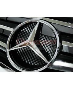กระจังหน้าดาวกลาง Powered Black CL-Type สำหรับรถเบนซ์ Mercedes-Benz W211 ปี 2006 Facelift E200 E2