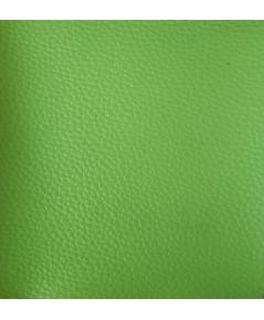 ตัวอย่าง สี หนังและลายหนัง สีเขียวอ่อน (CODE สี824)