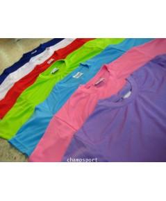 เสื้อคอกลมโฆษณา RL (รีเลท)