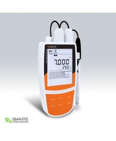 เครื่องวัดค่า Conductivity meter - Bante904P Portable Conductivity/TDS/Salinity/DO Meter