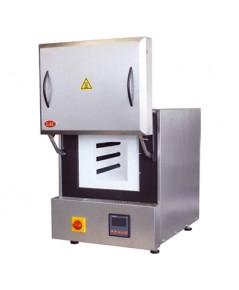 เตาเผาไฟฟ้าแบบกล่อง LAC aisa LHS Laboratory furnace with silit rods