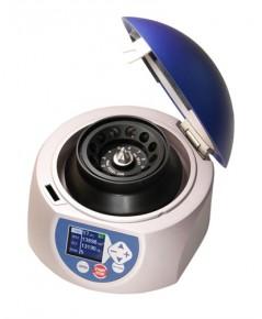 เครื่องปั่นเหวี่ยงควบคุมอุณหภูมิ - ELMI micro centrifuge CM-50