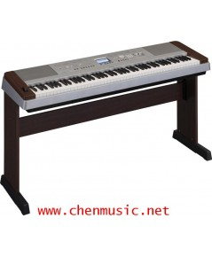 Yamaha DGX640W Digital Piano,Walnut