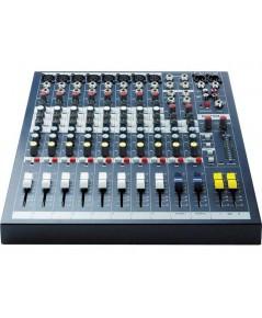 Soundcraft EMP8 8 Mono 2 Stor monitor out 2 Aux