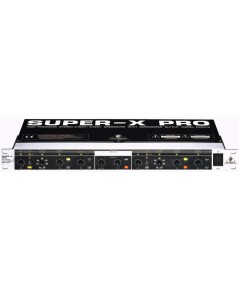 Behringer CX-2310ครอสโอเวอร์ High-Precision Stereo 2-Way/Mono 3-Way