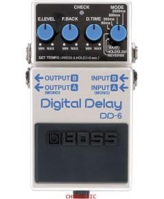 เอฟเฟค Boss DD-6 Digital Delay
