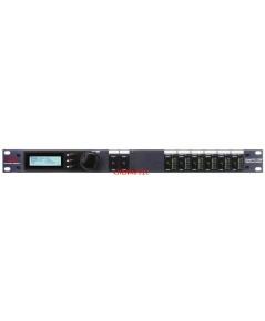 DBX 1260 12In/6Out Digital Zone Processor พร้อมหน้าจอ LCD แสดงผล