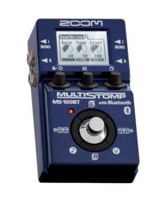 ZOOM MS-100BT, stomp box effect